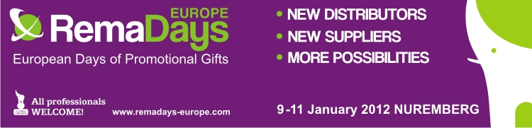RemaDays Europe – European Days of Advertising Gifts