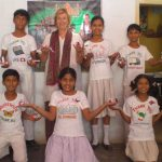 Winnie helps Indian kids through Innergift