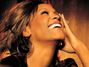 Promotional products for Whitney Houston: last homage to the