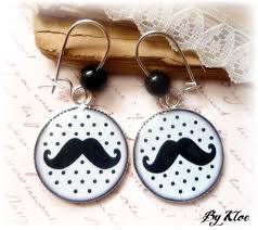 moustache-earrings
