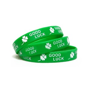 St-Patrick-silicone-wristbands