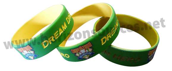 How to customize your silicone wristbands