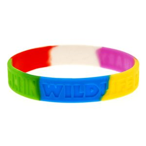 How-to-customize-your-silicone-wristbands-multicolor