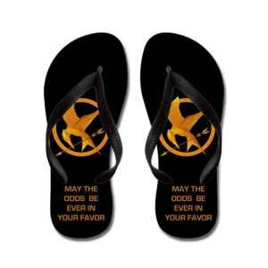 Hunger-Games-3-the-mockingjay-the-merchandising-success-flip-flop