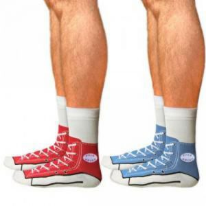 Promotional-socks-the-best-heroes-accessory-Converse-socks