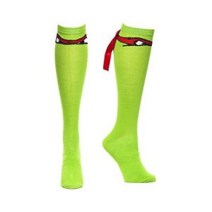 Promotional-socks-the-best-heroes-accessory-Ninja-turtles-socks