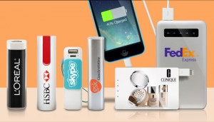 Promotional power banks beat records of sale in 2014!