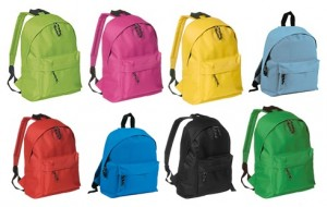 customized backpacks