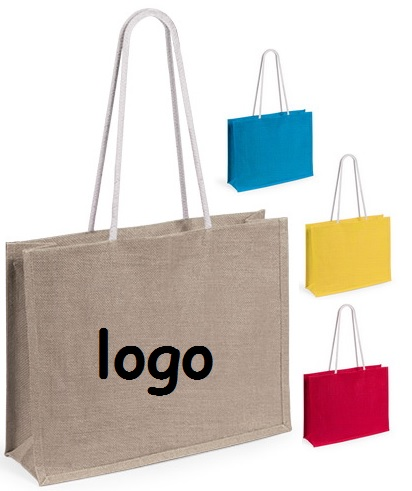 customisable jute bags