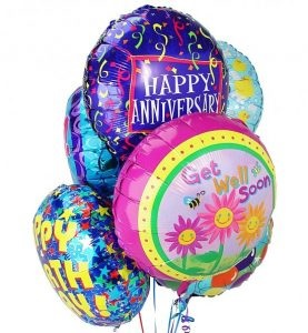foil balloons for any occasion